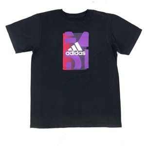 ADIDAS The Go-To Tee T-SHIRT Graphic Screen Cotton